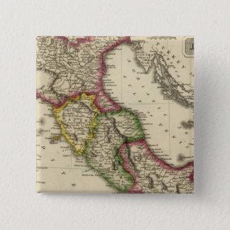 Italy 13 15 cm square badge