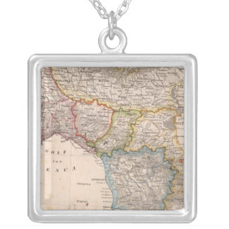 Italy 15 silver plated necklace