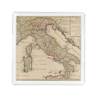 Italy 16 acrylic tray