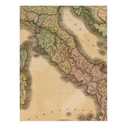 Italy 16 postcard