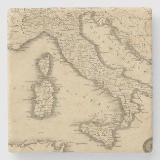 Italy 18 stone coaster