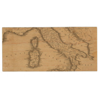 Italy 18 wood USB flash drive
