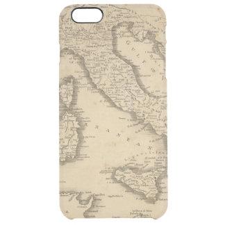 Italy 19 clear iPhone 6 plus case