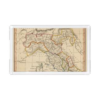 Italy 20 acrylic tray