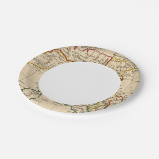 Italy 20 paper plate