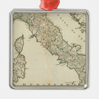 Italy 21 christmas ornament