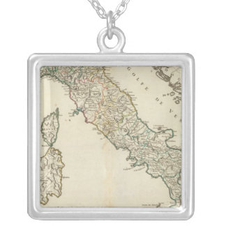 Italy 21 silver plated necklace