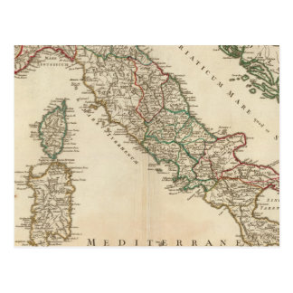 Italy 25 postcard