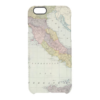Italy 26 clear iPhone 6/6S case
