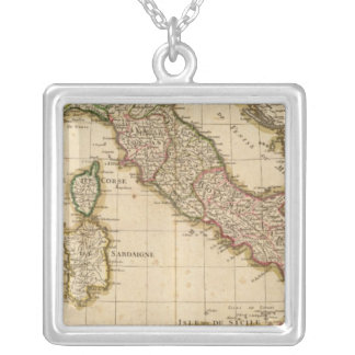 Italy 29 silver plated necklace