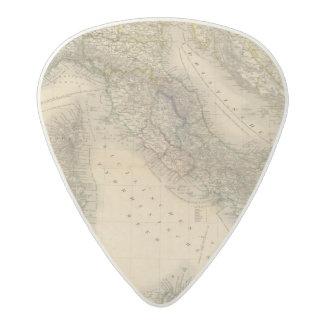 Italy 2 acetal guitar pick