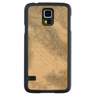 Italy 2 carved maple galaxy s5 case