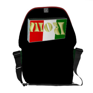 Italy 3D Commuter Bag