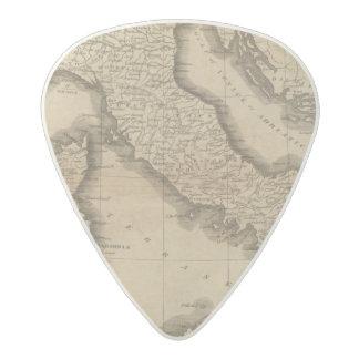 Italy 5 acetal guitar pick