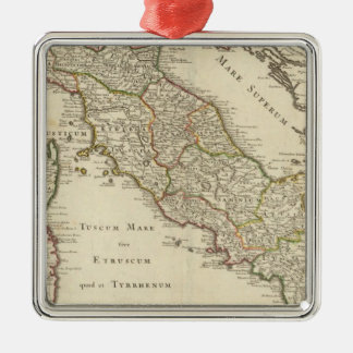 Italy 5 christmas ornament