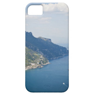 Italy, Amalfi Coast, High angle view on town at Barely There iPhone 5 Case