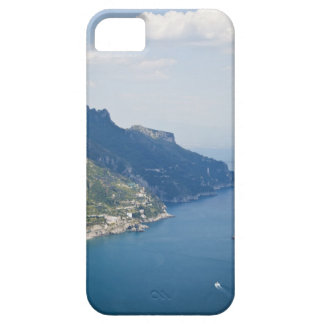 Italy, Amalfi Coast, High angle view on town at iPhone 5 Cases