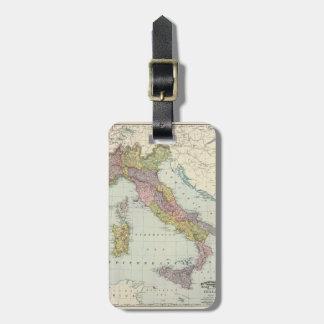 Italy. Bag Tag