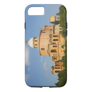Italy, Bologna, Sunny Day with Portico di San iPhone 8/7 Case