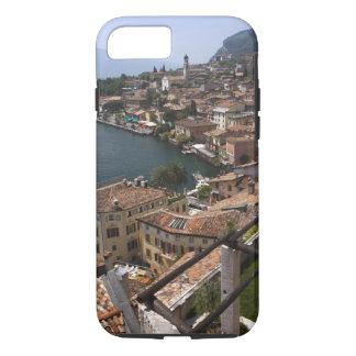 Italy, Brescia Province, Limone sul Garda. Town iPhone 8/7 Case