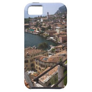 Italy, Brescia Province, Limone sul Garda. Town Tough iPhone 5 Case