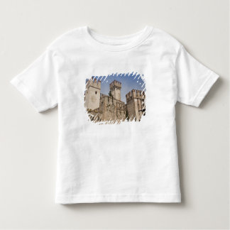 Italy, Brescia Province, Sirmione. Castello 2 Toddler T-Shirt