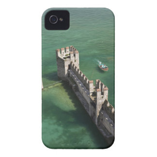 Italy, Brescia Province, Sirmione. Castello 3 iPhone 4 Case-Mate Cases