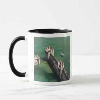 Italy, Brescia Province, Sirmione. Castello 3 Mug