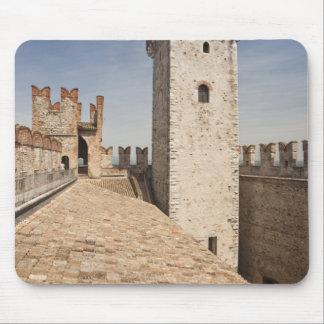 Italy, Brescia Province, Sirmione. Castello 4 Mouse Mat