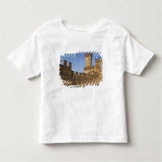 Italy, Brescia Province, Sirmione. Castello Toddler T-Shirt