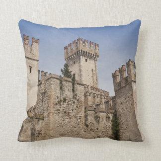 Italy, Brescia Province, Sirmione Cushion