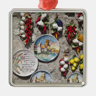Italy, Brescia Province, Sirmione. Souvenirs. Christmas Ornament