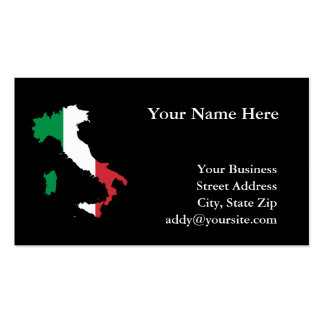 Italy Business Cards