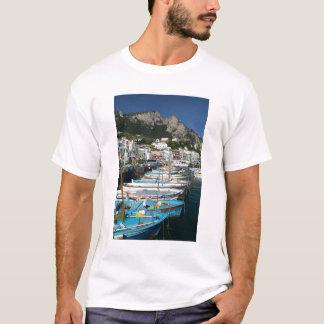 ITALY, Campania, (Bay of Naples), CAPRI: Marina T-Shirt