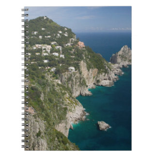 ITALY, Campania, (Bay of Naples), CAPRI: Notebooks