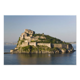 ITALY, Campania, Bay of Naples), ISCHIA, 2 Photo Print