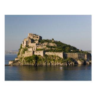 ITALY, Campania, Bay of Naples), ISCHIA, 2 Postcard