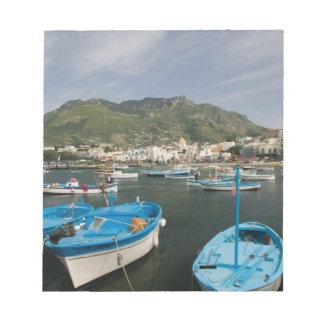ITALY, Campania, (Bay of Naples), ISCHIA, FORIO: 2 Notepad