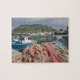 ITALY, Campania, (Bay of Naples), ISCHIA, FORIO: Jigsaw Puzzle