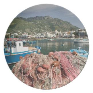 ITALY, Campania, (Bay of Naples), ISCHIA, FORIO: Plate