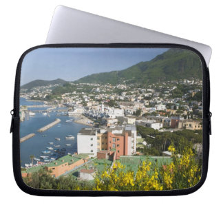 ITALY, Campania, (Bay of Naples), ISCHIA, LACCO Laptop Sleeve