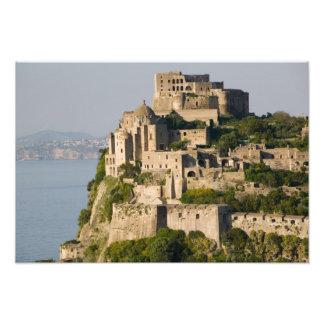 ITALY, Campania, Bay of Naples), ISCHIA, Photo Print