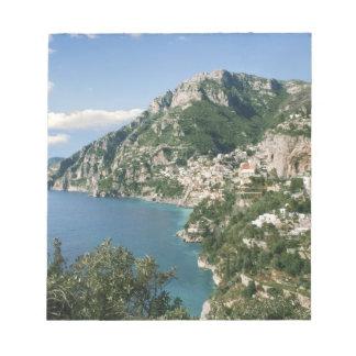 Italy, Campania, Sorrentine Peninsula, Positano, Notepad