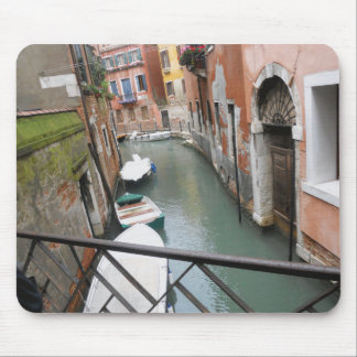 Italy Canal Mouse Pad