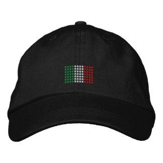 Italy Cap -Italian Flag Hat