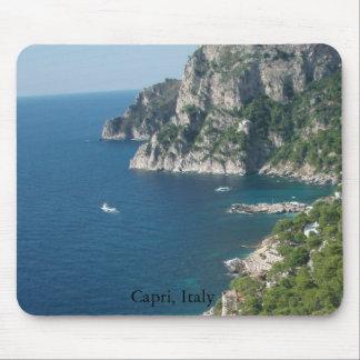 Italy, Capri, Europe Mouse Mat
