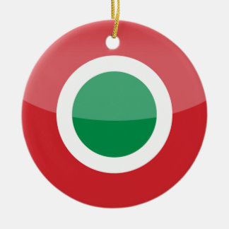 italy christmas ornament