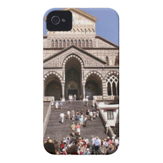 Italy, Church on the Amalfi coast iPhone 4 Cover