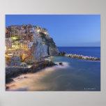 Italy, Cinque Terre, La Spezia Province, Poster