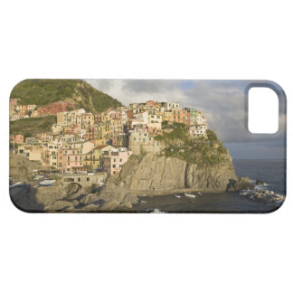 Italy, Cinque Terre, Manarola. Village on cliff. Barely There iPhone 5 Case